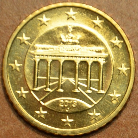 "50 cent Germany ""J"" 2013 (UNC)"