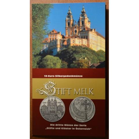 10 Euro Austria 2007 - Melk (BU)