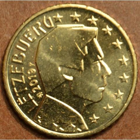 50 cent Luxembursko 2019 (UNC)