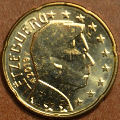 20 cent Luxembursko 2019 (UNC)