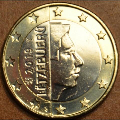 1 Euro Luxembursko 2019 (UNC)