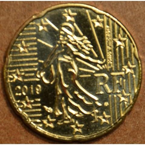 20 cent Francúzsko 2019 (UNC)