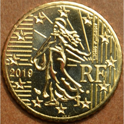 10 cent Francúzsko 2019 (UNC)