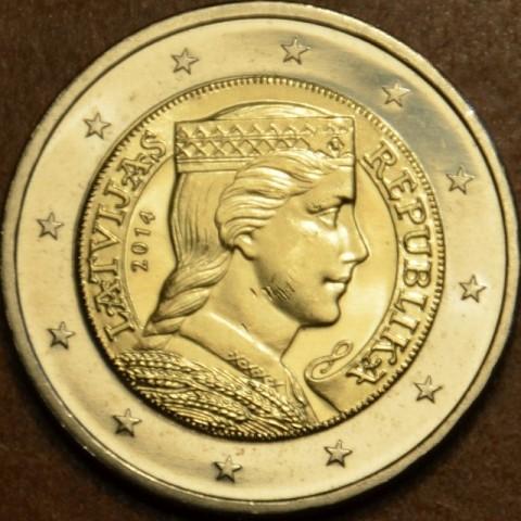 2 Euro Latvia 2014 (UNC)