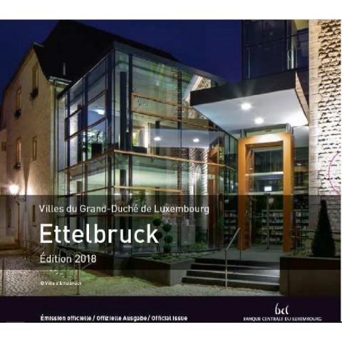 Súbor 9 mincí 2018 Luxembursko  (BU)