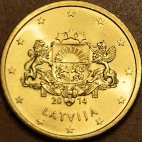 1 Euro Latvia 2014 (UNC)