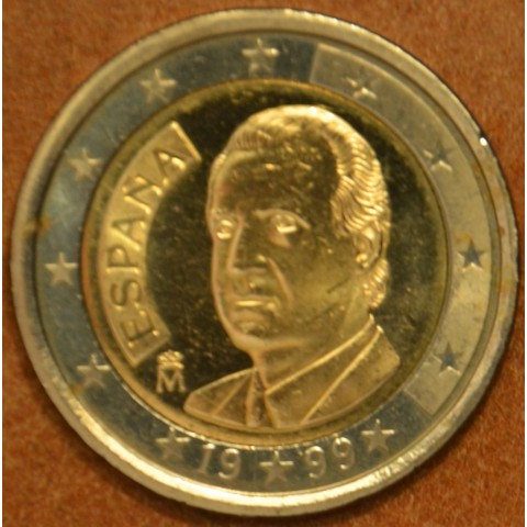 2 Euro Spain 1999 (UNC)