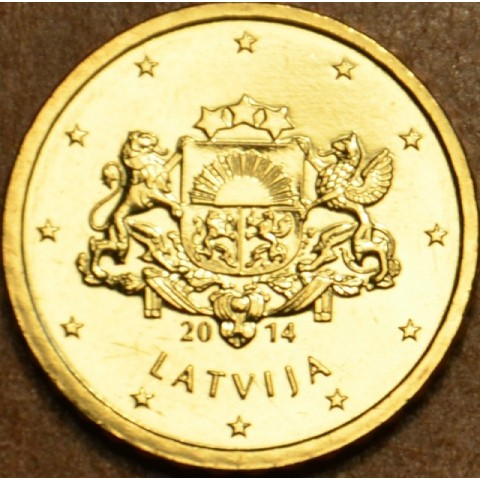 10 cent Latvia 2014 (UNC)