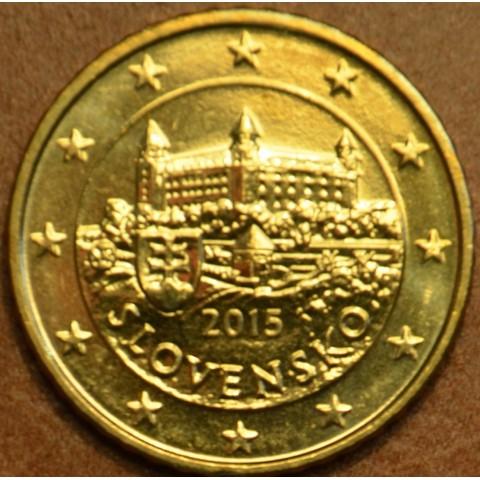 50 cent Slovakia 2015 (UNC)