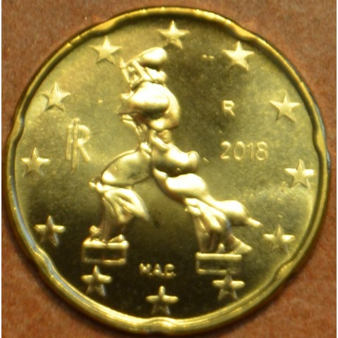 20 cent Italy 2018 (UNC)