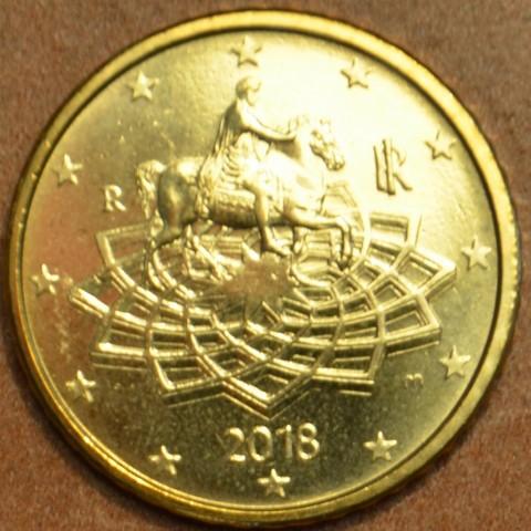 50 cent Italy 2018 (UNC)