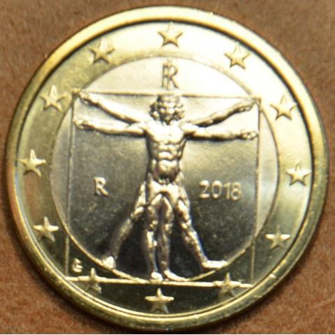 1 Euro Italy 2018 (UNC)