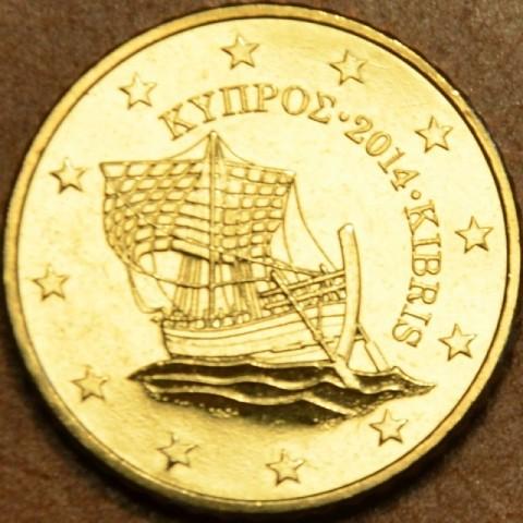 50 cent Cyprus 2014 (UNC)