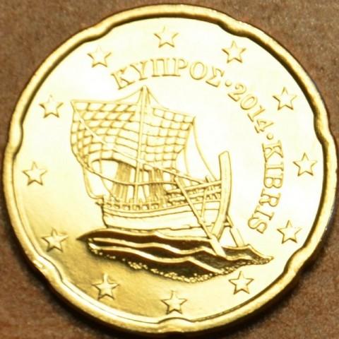 20 cent Cyprus 2014 (UNC)