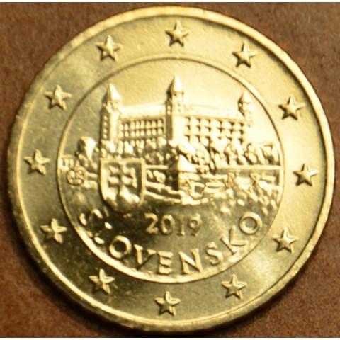 50 cent Slovakia 2019 (UNC)