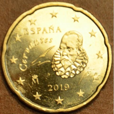 20 cent Spain 2019 (UNC)