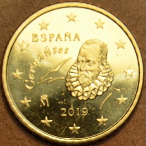 50 cent Spain 2019 (UNC)