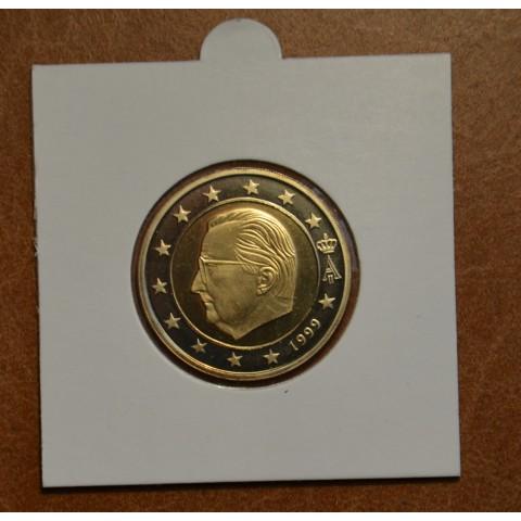 2 Euro Belgium 1999 (Proof)
