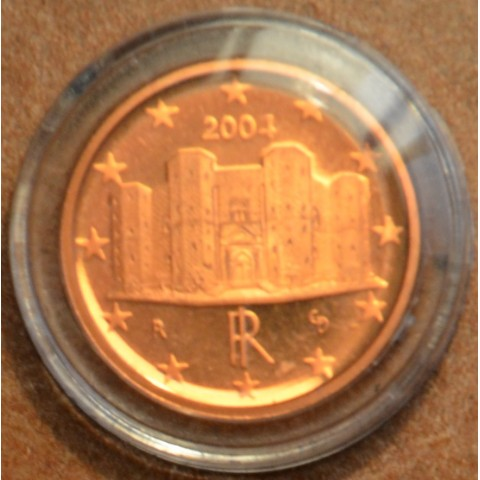 1 cent Italy 2004 (Proof)
