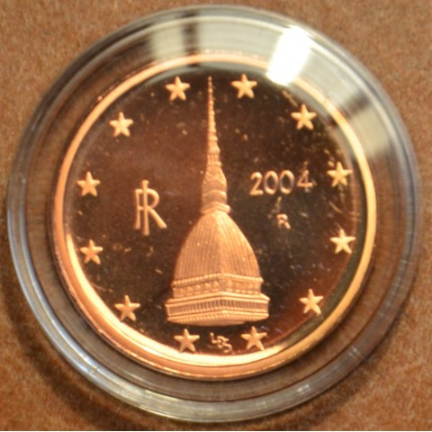 2 cent Italy 2004 (Proof)