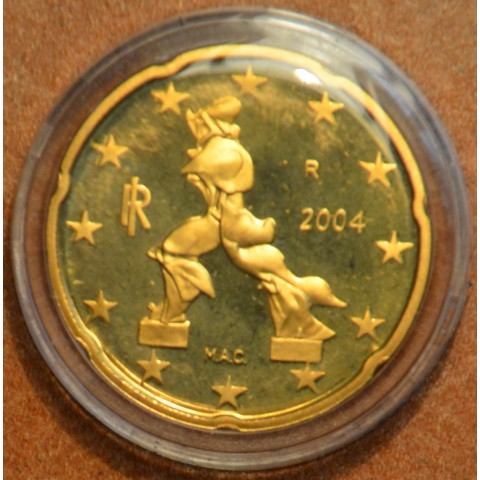 20 cent Italy 2004 (Proof)