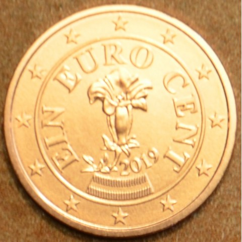 1 cent Austria 2019 (UNC)