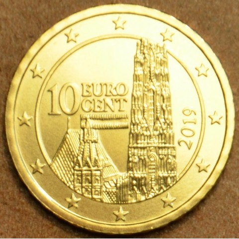 10 cent Austria 2019 (UNC)