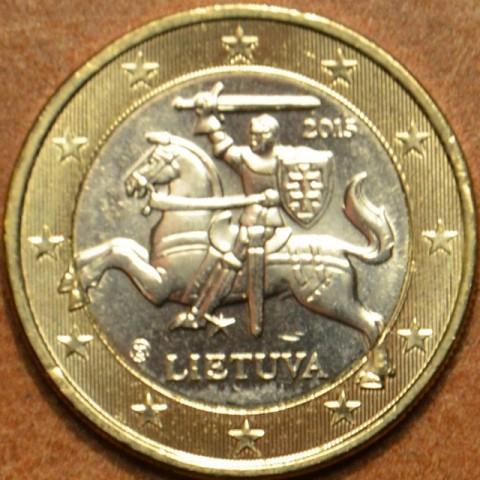 1 Euro Litva 2015 (UNC)
