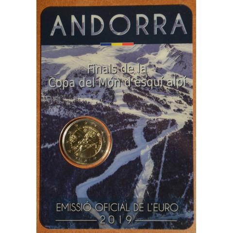 2 Euro Andorra 2019 - Alpine skiing World Cup Finals Andorra (BU)