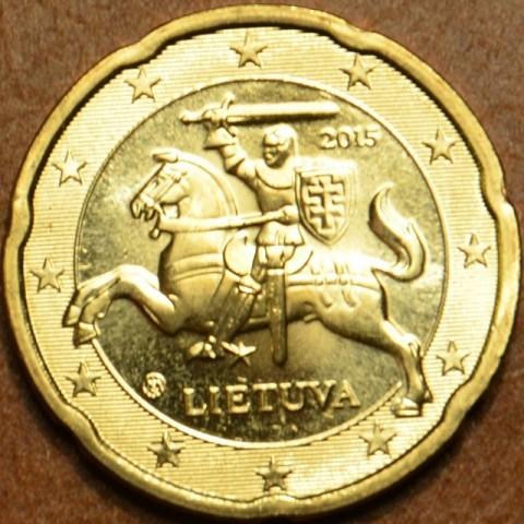 20 cent Lithuania 2015 (UNC)