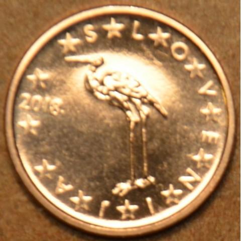 1 cent Slovenia 2018 (UNC)