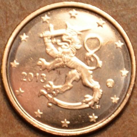 1 cent Finland 2013 (UNC)