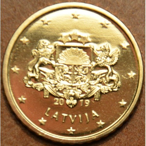 10 cent Latvia 2019 (UNC)