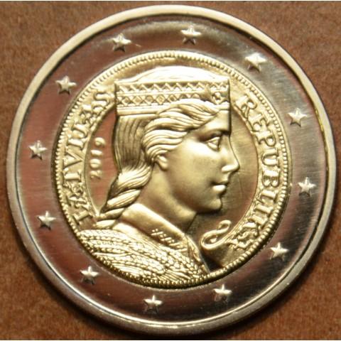 2 Euro Latvia 2019 (UNC)