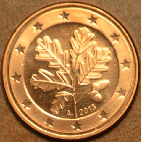"""2 cent Germany """"A"""" 2013 (UNC)"""