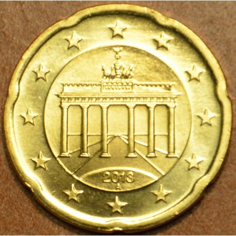 """20 cent Germany """"A"""" 2013 (UNC)"""