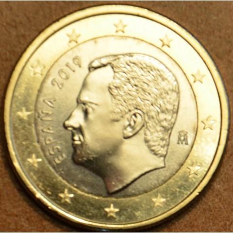 1 Euro Spain 2019 (UNC)