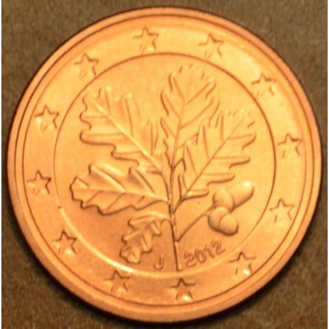 "1 cent Germany ""J"" 2012 (UNC)"
