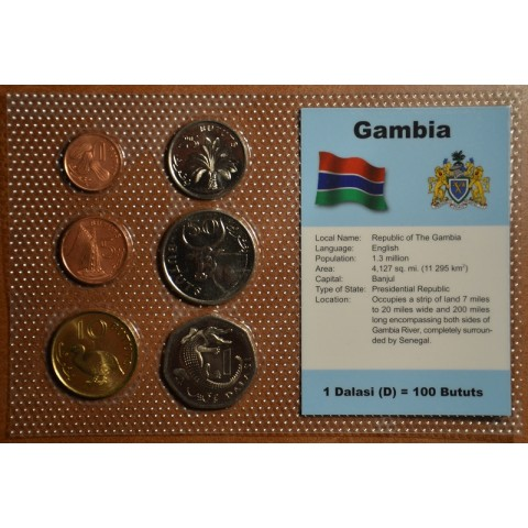 Gambia (UNC)