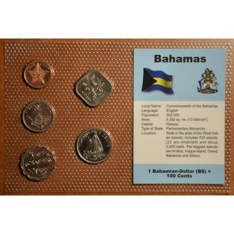 Bahamas (UNC)