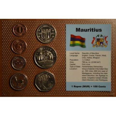 Mauritius (UNC)