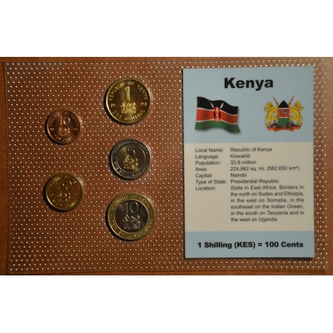 Kenya (UNC)