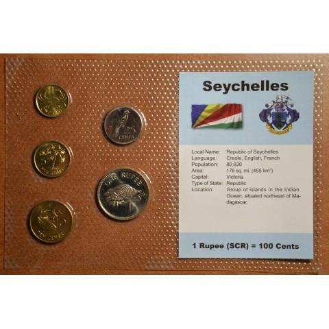 Seychelles (UNC)