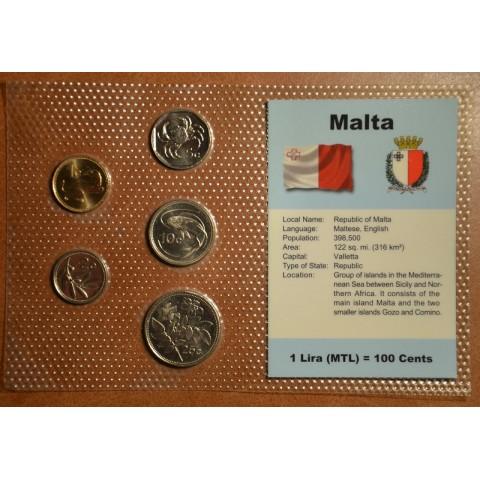 Malta till 2008 (UNC)