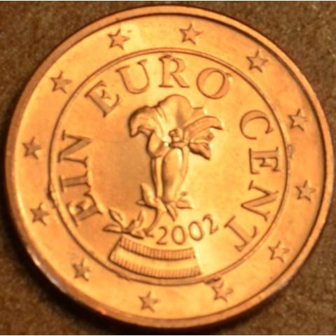 1 cent Austria 2002 (UNC)