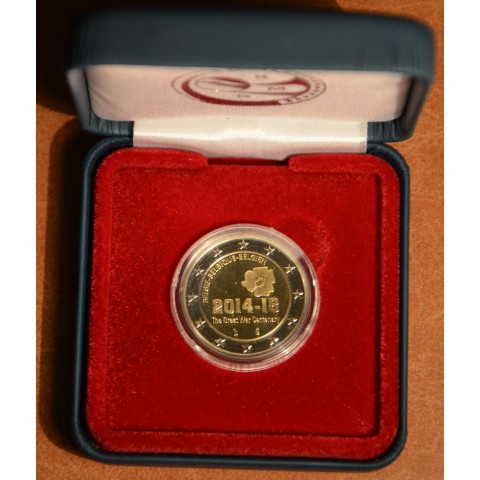 2 Euro Belgium 2014 - The Great War Centenary (Proof)