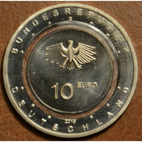 "10 Euro Germany ""G"" 2019 In the air (UNC)"