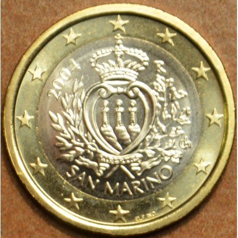 1 Euro San Marino 2004 (UNC)