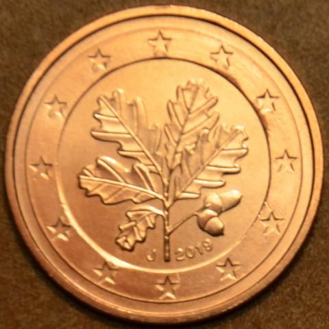 "1 cent Germany ""J"" 2019 (UNC)"
