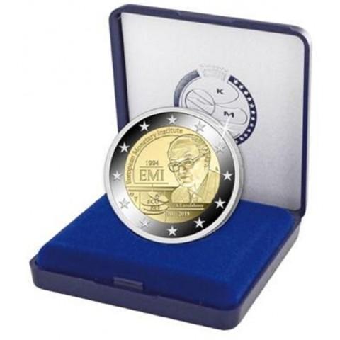 2 Euro Belgium 2019 -  25 years of European Monetary Institute (Proof)